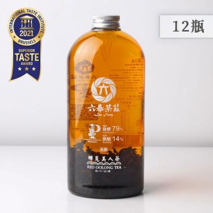 【大瓶】頂級款-蟬覓美人茶-1000mL-12瓶/箱