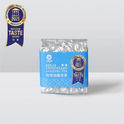 頂級款-雪窖烏龍青茶-食品級米其林二星獎-二兩-75g