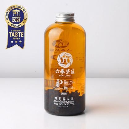 【中瓶】頂級款-蟬覓美人茶-600mL-20瓶/箱