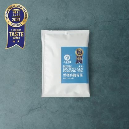 雪窖烏龍原片茶包-單包