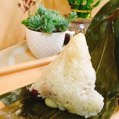 芋頭蓮子粽