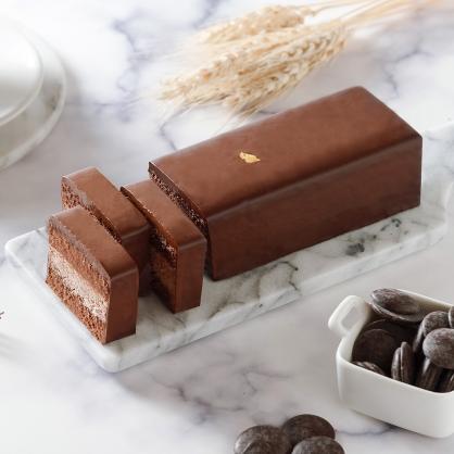 82%比利時巧克力慕斯蛋糕