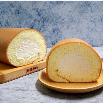 『初菓上和』低醣生酮-舒芙蕾牛奶糖生乳捲