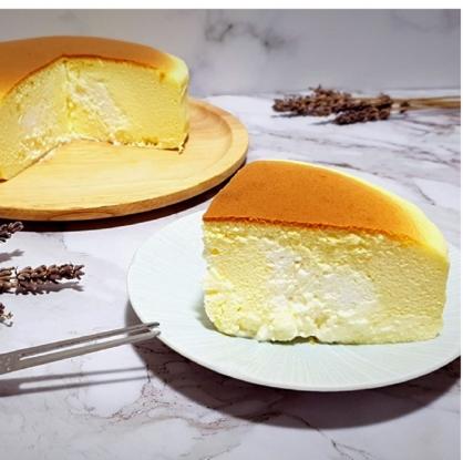 『初菓上和』低醣生酮-半熟乳酪 (6吋)