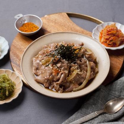 <新品上市>壽喜牛肉丼分享包