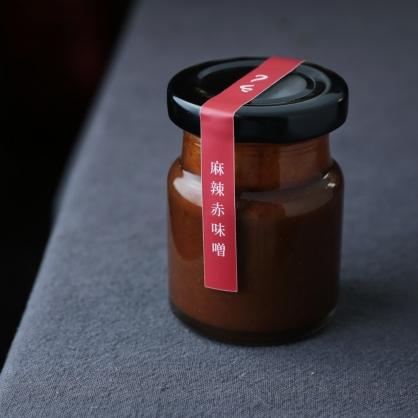 麻辣赤味噌