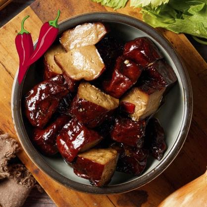 大溪蜜滷嫩豆磚 - 辣味 (獨享盒裝)