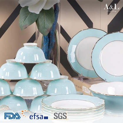Turquoise Green 36-Piece Set AOL020