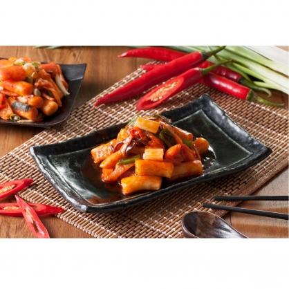 韓式泡菜年糕