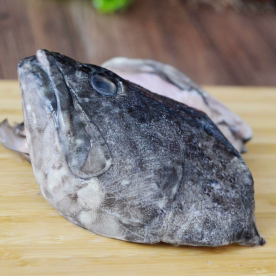 龍虎斑魚頭 200g