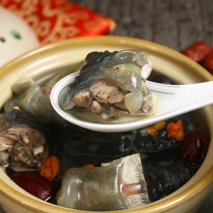 甲魚養生四物料理包
