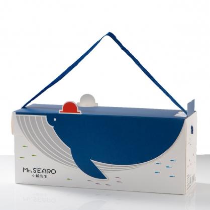 小鯨先生-遇見小鯨奇禮盒組