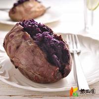 瓜瓜園⊕紫心冰烤蕃薯