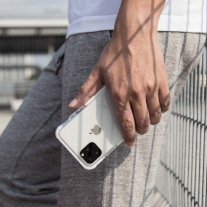 UNIQ|Combat 四角強化軍規等級防摔三料保護殼 iPhone 11