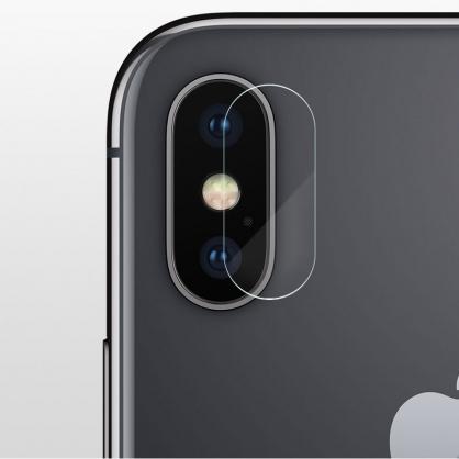 蘋果 防刮玻璃鏡頭保護貼(2入) iPhoneXR/MAX/XS/8/7