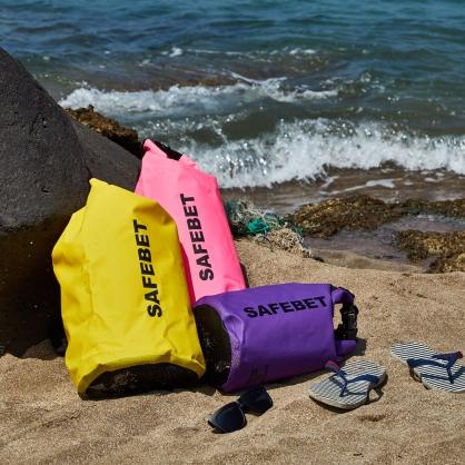 SAFEBET|側肩防水背包 5L 紫色 (微瑕疵)