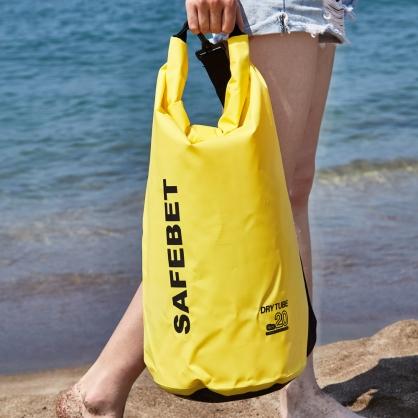 SAFEBET|側肩防水背包 20L 黃色 (微瑕疵)