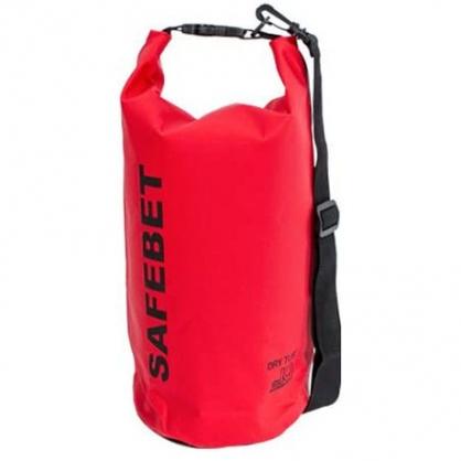 SAFEBET|側肩防水背包 20L 紅色