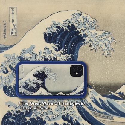 SOLiDE|維納斯 設計背蓋 名畫系列 神奈川沖浪裏 iPhone11/11 Pro/11 Pro Max