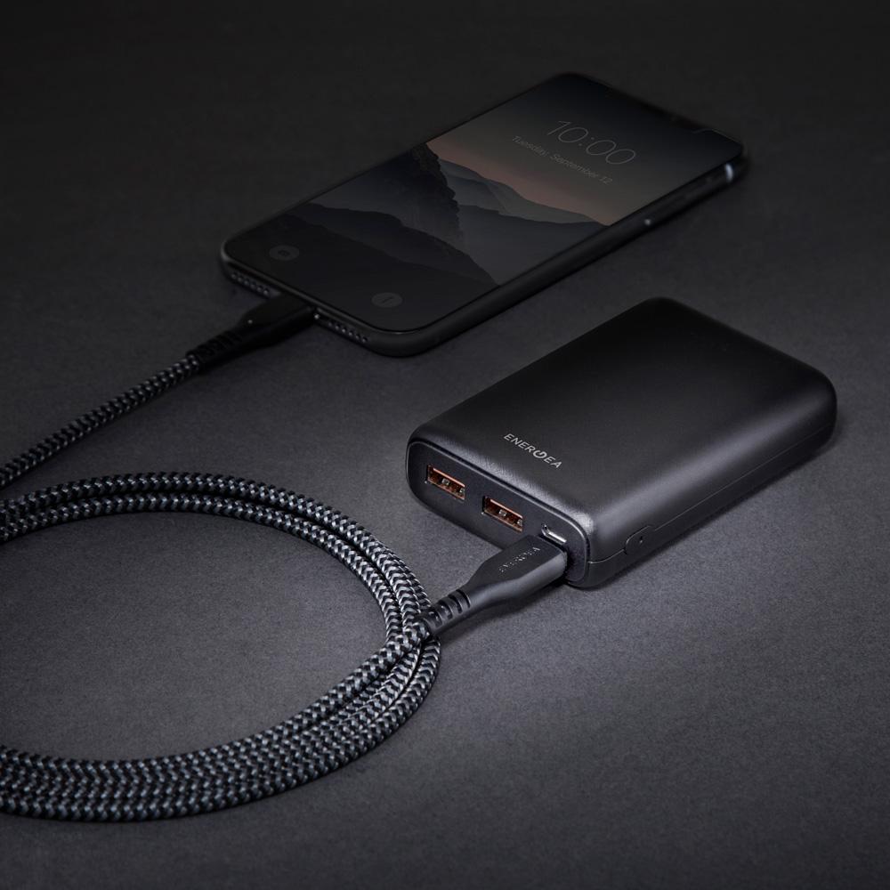 ENERGEA|ComPac Mini 10000mAh 雙電壓智能快速充行動電源