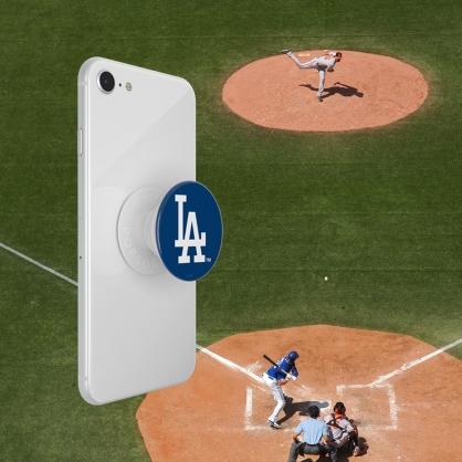 PopSockets泡泡騷 NBA美國職籃 洛杉磯道奇 美國時尚多功能手機支架