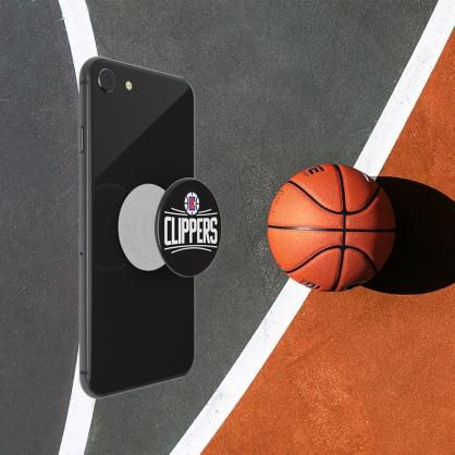 PopSockets泡泡騷|NBA美國職籃 美國時尚多功能手機支架