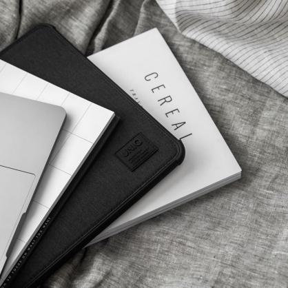 UNIQ|DFender 時尚緩衝 磁吸筆電保護套 黑色 12/13/15/16吋