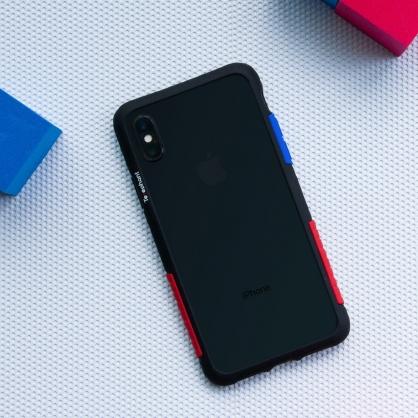 Telephant 太樂芬|NMDer 抗汙防摔手機殼 OG黑 iPhone全系列