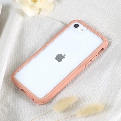 SOLiDE|維納斯 經典 軍規防摔手機殼 玫瑰棕 iPhone 6/6s/7/8/Plus/X/XS