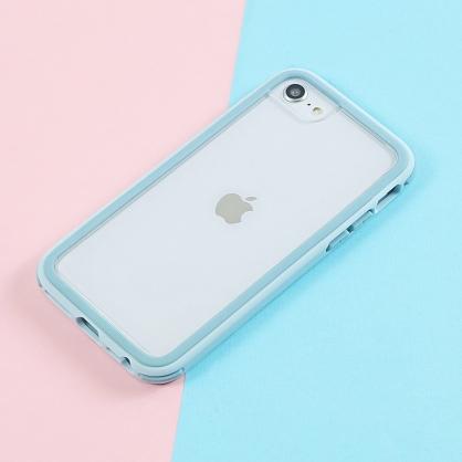 SOLiDE|維納斯 經典 軍規防摔手機殼 寧靜藍 iPhone 6/6s/7/8/Plus/X/XS