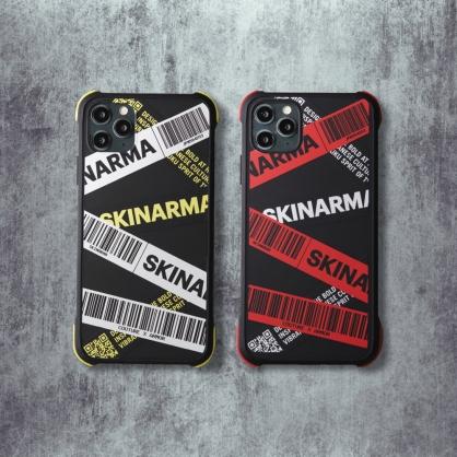 Skinarma 日本潮牌|Kakudo 交叉斜紋防摔手機殼 iPhone 11/12/Pro/Max