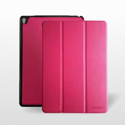 WazzaBee|Leather 平板立架保護套 玫瑰粉 iPad 9.7吋/iPad Pro 10.5吋
