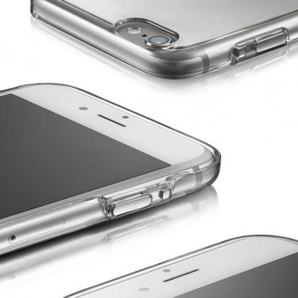 Innerexile|Hydra 自我修復透明保護殼 透明黑 iPhone 6/6s/Plus