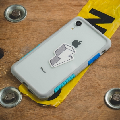 Telephant 太樂芬|NMDer 抗汙防摔手機殼 灰聖保羅 iPhone全系列