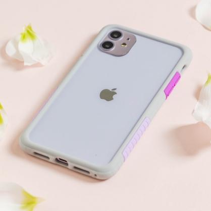 Telephant 太樂芬|NMDer 抗汙防摔手機殼 灰好日紫 iPhone全系列