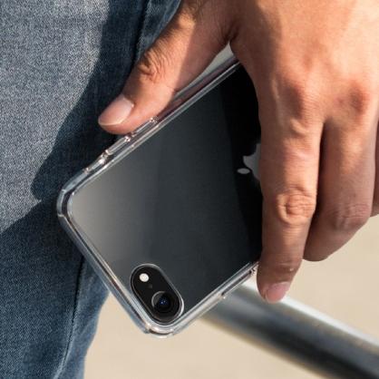 UNIQ|Lifepro Xtreme 抗震透亮手機保護殼 透明 iPhone X/XS/XR/XSMax/11/12/Pro/Max/SE 2