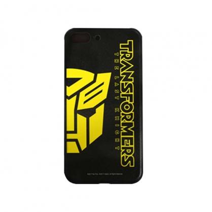 變形金剛|輕薄磨砂防震防摔手機殼(官方授權) LOGO iPhone 6/6s/7/8/Plus