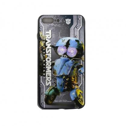 變形金剛|輕薄磨砂防震防摔手機殼(官方授權) 吱吱 iPhone 6/6s/7/8/Plus