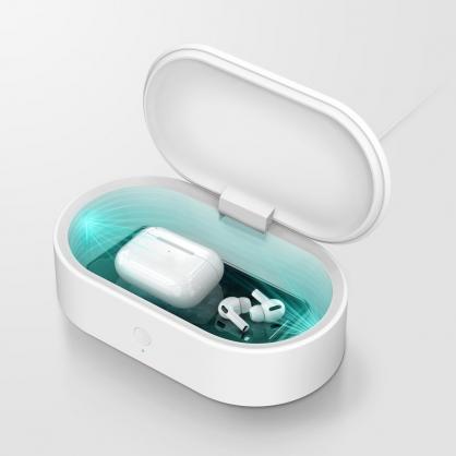 UNIQ|Capsule 超大容量UVC紫外線膠囊滅菌盒 抗菌消毒盒 防疫必備