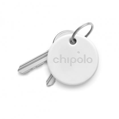 Chipolo|ONE 鑰匙防丟小幫手 白色