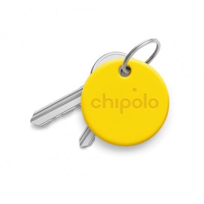 Chipolo|ONE 鑰匙防丟小幫手 黃色