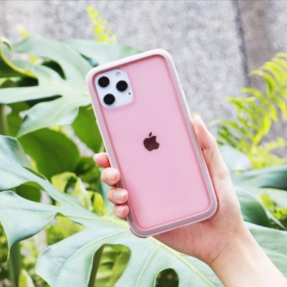 SOLiDE 維納斯 玩色 防摔手機保護殼 粉棕 iPhone全系列