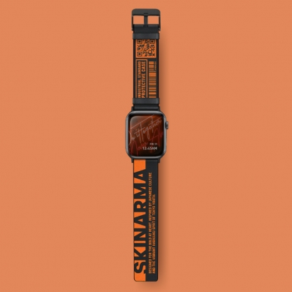 Skinarma 日本潮牌|Tekubi 矽膠設計款錶帶  42 / 44 mm Apple Watch 錶帶