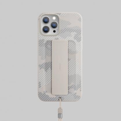 UNIQ|Heldro Designer Edition 迷彩彈性腕帶防摔手機殼(附掛繩) iPhone 12/12 Pro/12 Pro Max