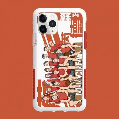 【紅隊 蘇芮德獨家客製款】Telephant 太樂芬|NMDer 抗汙防摔手機殼 iPhone 全系列