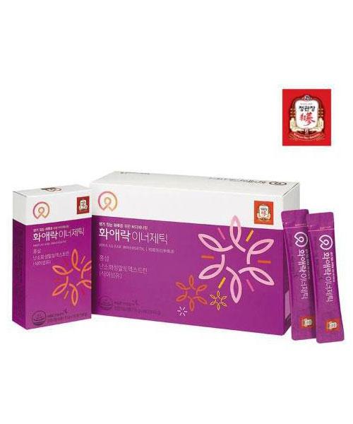 ★韓國《正官庄》★皇家六年根高麗紅蔘 濃縮果凍條 (15gx60包/盒)