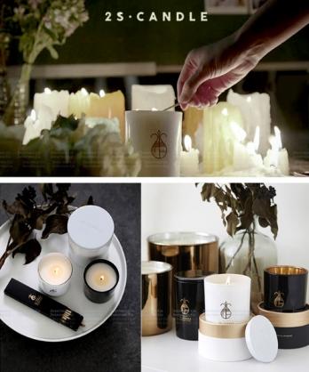 ★韓國2S Candle★香氛蠟燭系列-孤單又燦爛的神-鬼怪『招喚守護神』