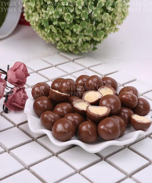 ★澳洲限定★Maltesers 麥提莎香濃可口牛奶巧克力球分享桶 465g