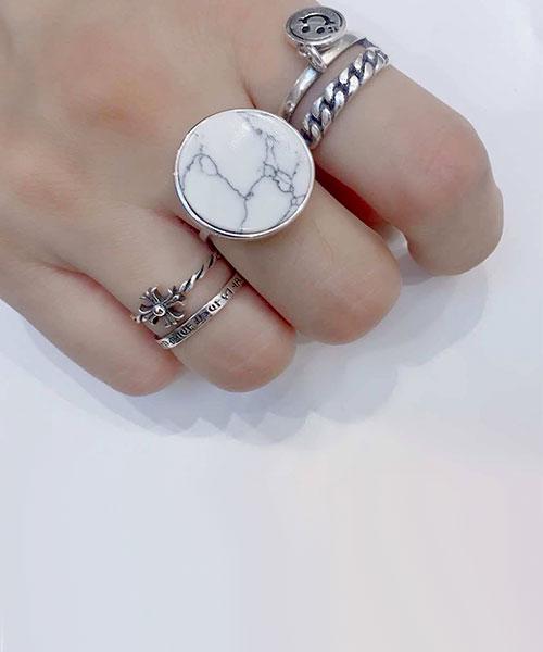 ★正韓設計師款★SunnyG S925 純銀項鍊、活動戒圍戒指(4款)