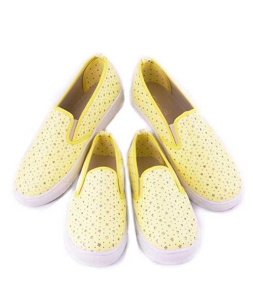 ★正韓★馬卡龍簍空星星休閒平底 童鞋(3色)(現貨 #180-#220)